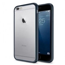 iPhone 6G siliconen cover zwarte contour