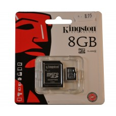 Kingston Geheugenkaart 8GB