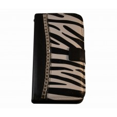 Galaxy Note 3 boekhoesje diamond zebra