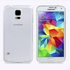 Galaxy S5 siliconen cover transparant