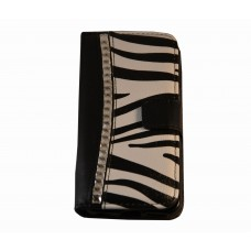 iPhone 6 boekhoesje diamond zebra