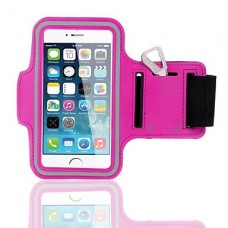 iPhone 6G sport armband roze