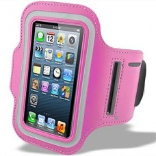 iPhone 5G/S sport armband roze