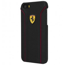 iPhone 6G Ferrari Hard Case Cover Zwart