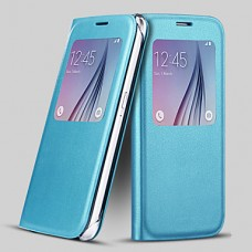 Galaxy S6 S View Cover blauw